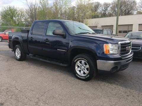 2009 GMC Sierra 1500 for sale at Paramount Motors in Taylor MI