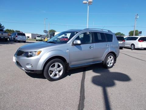 2009 Mitsubishi Outlander for sale in Knoxville, IA