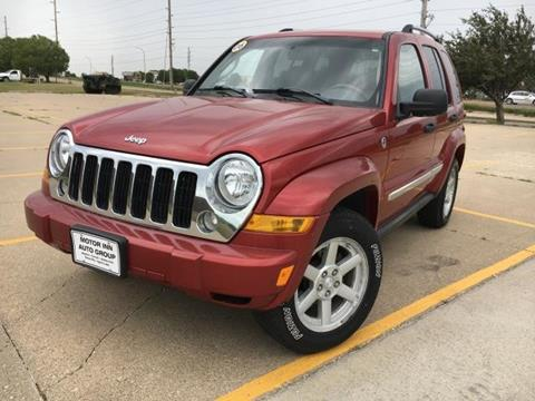 2006 Jeep Liberty for sale in Le Mars, IA
