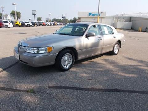 1999 Lincoln Town Car for sale in Knoxville, IA