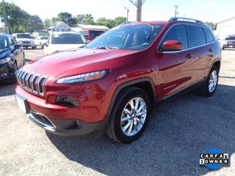 2017 Jeep Cherokee for sale in Algona, IA