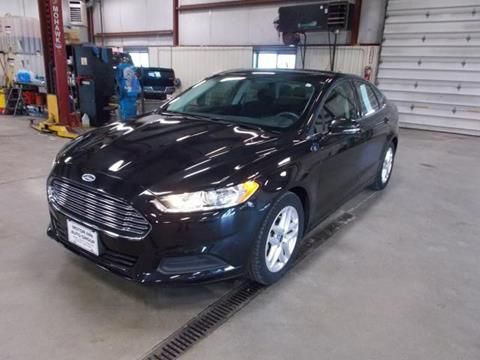 2015 Ford Fusion for sale in Spirit Lake, IA
