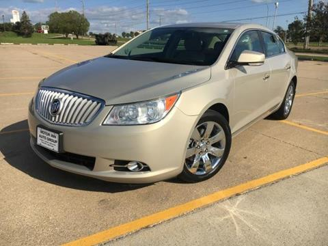 2011 Buick LaCrosse for sale in Le Mars, IA