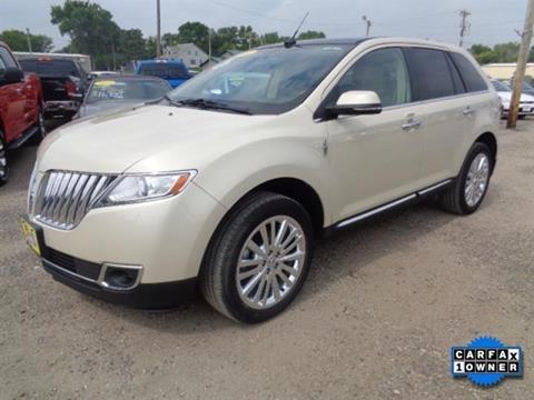 2014 Lincoln MKX for sale in Algona, IA