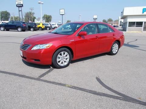 2009 Toyota Camry Hybrid for sale in Knoxville, IA
