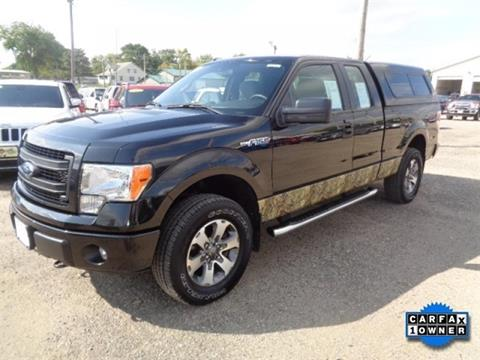 2014 Ford F-150 for sale in Algona, IA