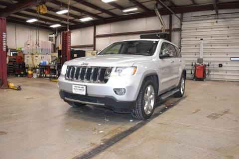 2012 Jeep Grand Cherokee for sale in Spirit Lake, IA