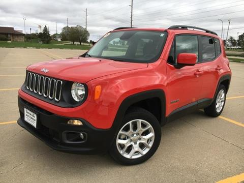 2015 Jeep Renegade for sale in Le Mars, IA