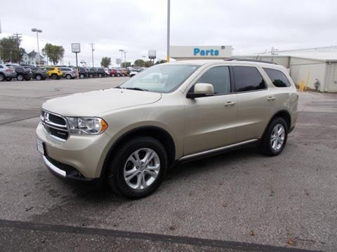 2011 Dodge Durango for sale in Knoxville, IA