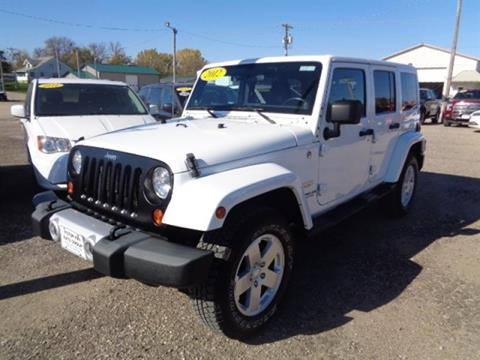 2012 Jeep Wrangler For Sale In Iowa