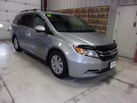 2016 honda odyssey for sale in iowa for Richardson motors dubuque iowa