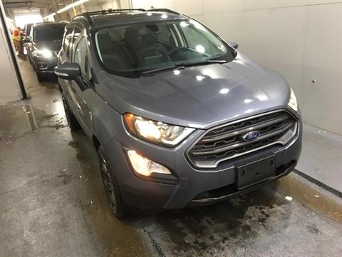2018 Ford EcoSport for sale in Spirit Lake, IA
