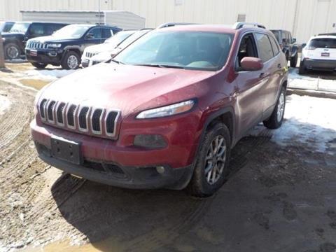 2016 Jeep Cherokee for sale in Spirit Lake, IA