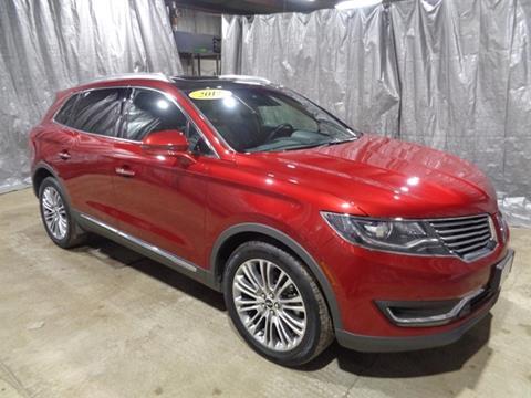 2017 Lincoln MKX for sale in Algona, IA