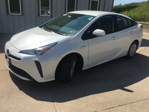 2019 Toyota Prius for sale in Esterville, IA