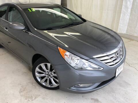 2013 Hyundai Sonata SE for sale at Motor Inn Auto Group - Motor Inn of Estherville in Estherville IA