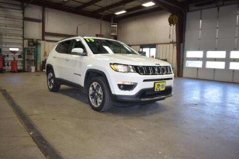 2019 Jeep Compass Limited for sale at Motor Inn Auto Group - Motor Inn of Spirit Lake in Spirit Lake IA