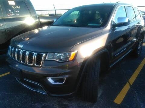2019 Jeep Grand Cherokee for sale at Motor Inn Auto Group - Motor Inn of Spirit Lake in Spirit Lake IA