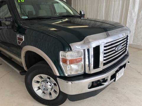 2010 Ford F-350 Super Duty for sale at Motor Inn Auto Group - Motor Inn of Estherville in Estherville IA