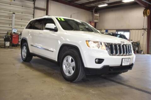 2012 Jeep Grand Cherokee for sale at Motor Inn Auto Group - Motor Inn of Spirit Lake in Spirit Lake IA