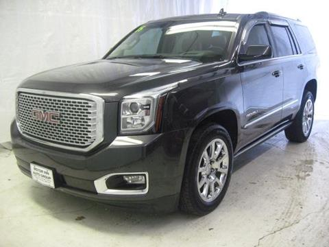 2015 GMC Yukon for sale in Estherville, IA