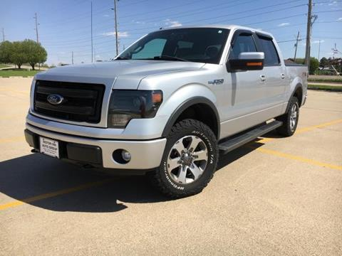 2013 Ford F-150 for sale in Le Mars, IA
