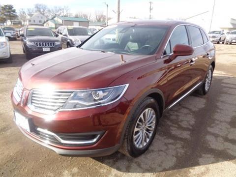 2016 Lincoln MKX for sale in Algona, IA