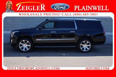 Harold Zeigler Plainwell >> Cadillac For Sale In Plainwell Mi Harold Zeigler Ford