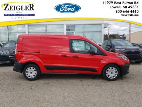 2020 Ford Transit Connect Cargo for sale at Zeigler Ford of Plainwell- michael davis in Plainwell MI