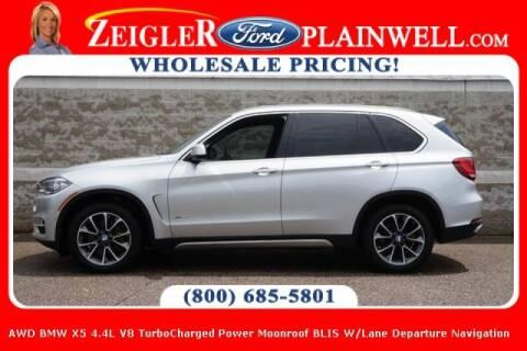 2017 BMW X5 for sale at Zeigler Ford of Plainwell- michael davis in Plainwell MI