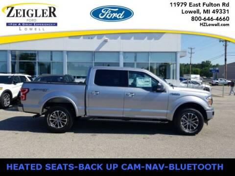 2020 Ford F-150 for sale at Zeigler Ford of Plainwell- michael davis in Plainwell MI