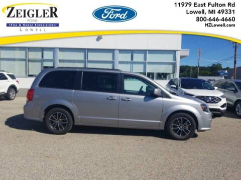 2019 Dodge Grand Caravan for sale at Zeigler Ford of Plainwell- michael davis in Plainwell MI