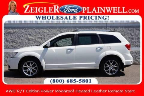 2011 Dodge Journey for sale at Zeigler Ford of Plainwell- michael davis in Plainwell MI