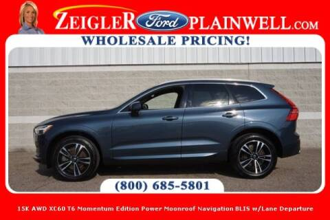 2020 Volvo XC60 for sale at Zeigler Ford of Plainwell- michael davis in Plainwell MI