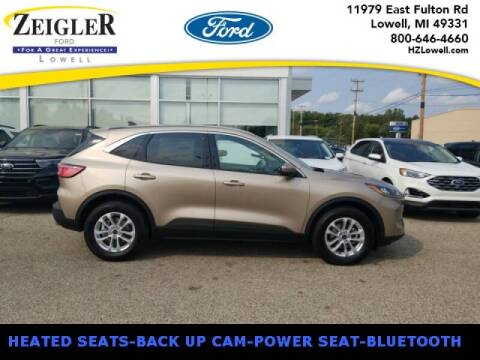 2020 Ford Escape for sale at Zeigler Ford of Plainwell- michael davis in Plainwell MI