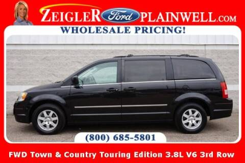 2010 Chrysler Town and Country for sale at Zeigler Ford of Plainwell- michael davis in Plainwell MI