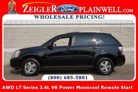 2007 Chevrolet Equinox for sale at Zeigler Ford of Plainwell- michael davis in Plainwell MI
