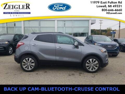 2019 Buick Encore for sale at Zeigler Ford of Plainwell- michael davis in Plainwell MI