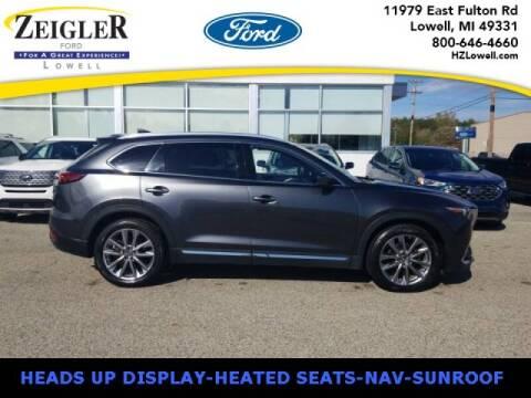 2018 Mazda CX-9 for sale at Zeigler Ford of Plainwell- michael davis in Plainwell MI