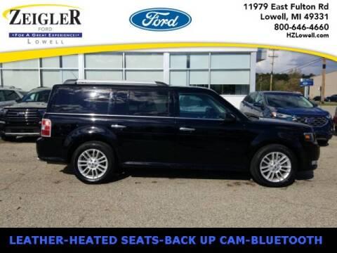 2018 Ford Flex for sale at Zeigler Ford of Plainwell- michael davis in Plainwell MI