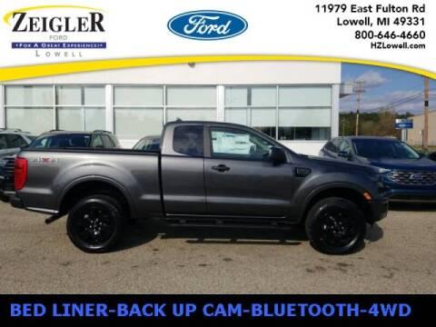 2020 Ford Ranger for sale at Zeigler Ford of Plainwell- michael davis in Plainwell MI
