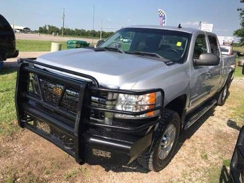 2010 Chevrolet Silverado 2500HD for sale in Augusta, KS