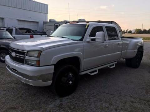 2006 Chevrolet Silverado 3500HD for sale in Augusta, KS