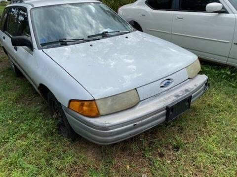 1991 Ford Escort for sale in Augusta, KS