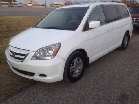 2006 Honda Odyssey