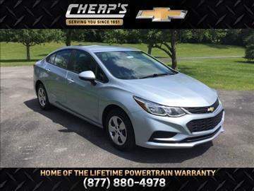 2017 Chevrolet Cruze for sale in Flemingsburg, KY