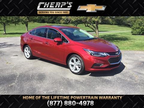 2018 Chevrolet Cruze for sale in Flemingsburg, KY