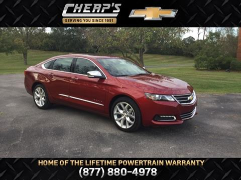 2018 Chevrolet Impala for sale in Flemingsburg, KY