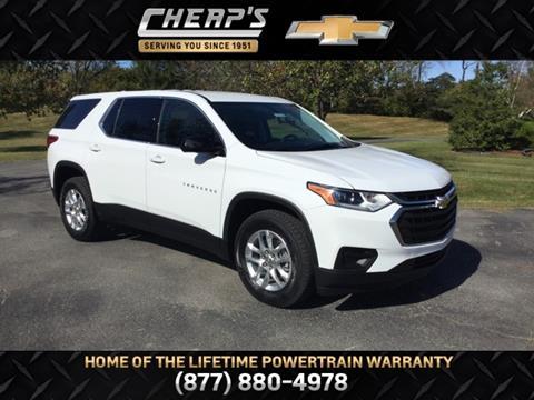 2018 Chevrolet Traverse for sale in Flemingsburg, KY