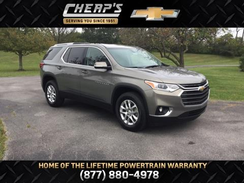 2018 Chevrolet Traverse for sale in Flemingsburg, KY